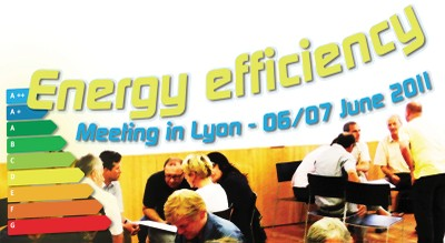 Energizing Meeting Lyon