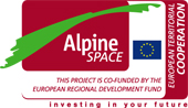 Logo Alpine-Space Programm